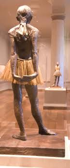 Degas 'Little Ballerina'