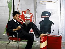 Jean Michel Basquiat!!!